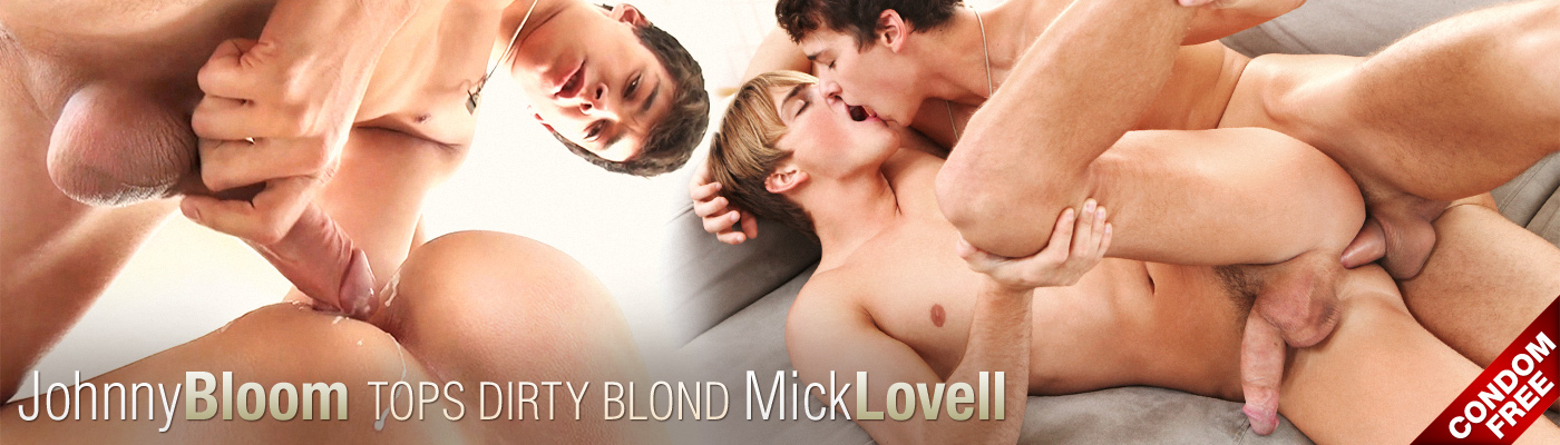 Condom Free: Johnny Bloom, Mick Lovell